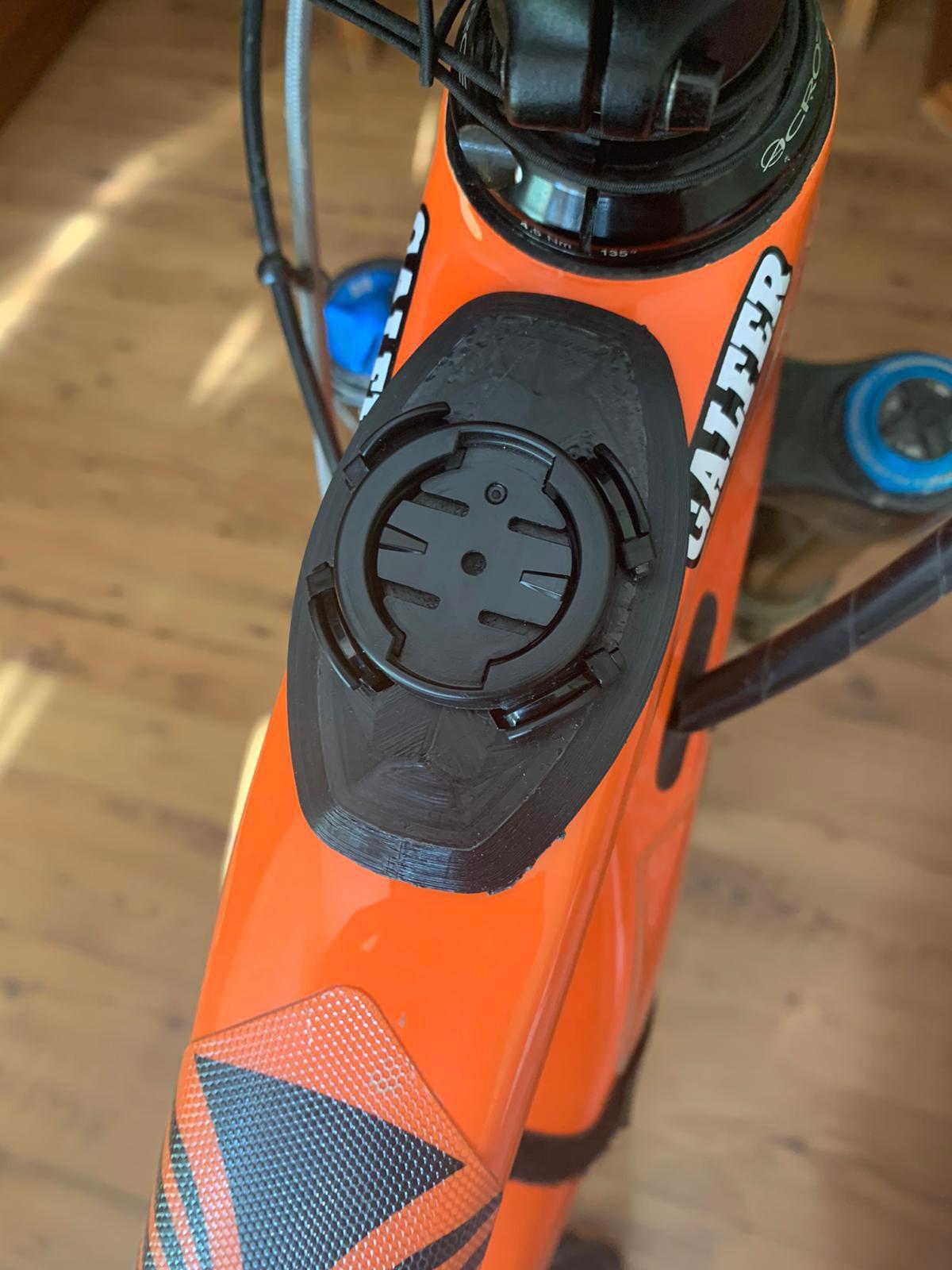 Soporte Base cuadro GPS Garmin EDGE