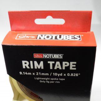 Rollo fondo de llanta No tubes 21mm