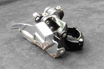 Desviador X9 abrazadera baja tiro sup 2v #OCASION#