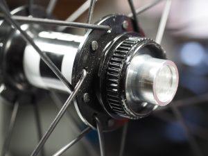 Adaptador QR15 para DT 350 Centerlock
