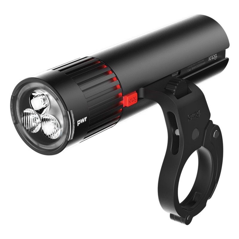 Luz delantera Knog Power Trail solucion imbatible